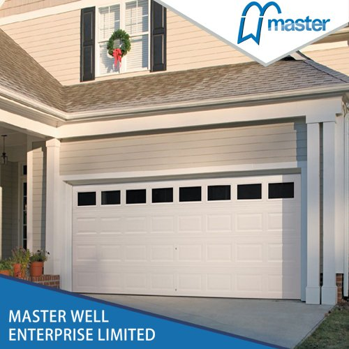 Steel Sectional Garage Door Manufacture