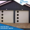 Custom size PU Foaming Garage Doors