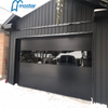 Automatic Commercial Side Sliding Sectional Garage Doors with Windows