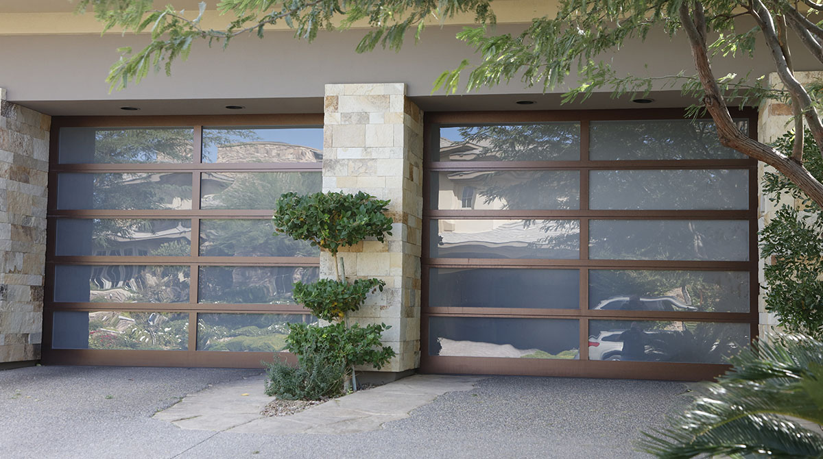 History of garage doors Part Four