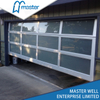 Standard Commercial Insulated Aluminum Glass Garage Door