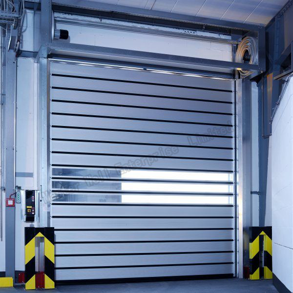 Aluminum Spiral High Speed Door