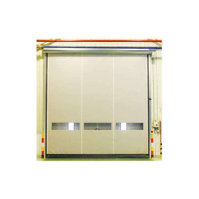 Where can I use high speed PVC shutter doors?