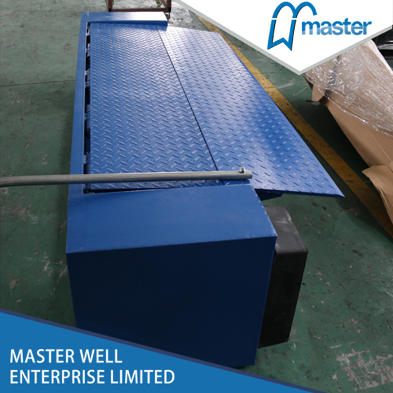 Air Powered Portable Industrial Loading Dock Leveler