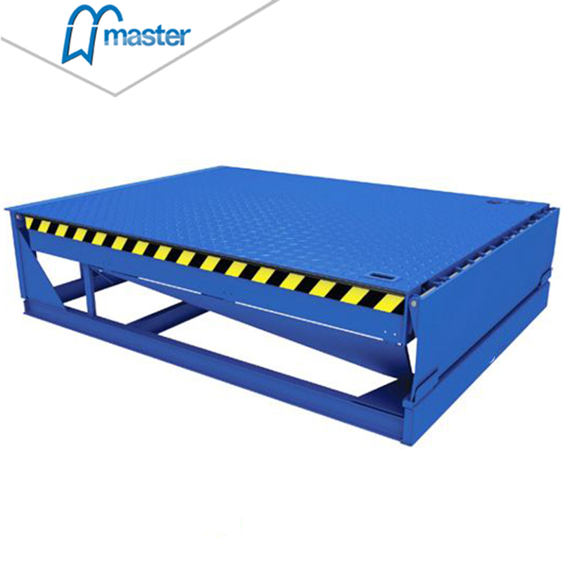 How often should dock leveler be serviced?