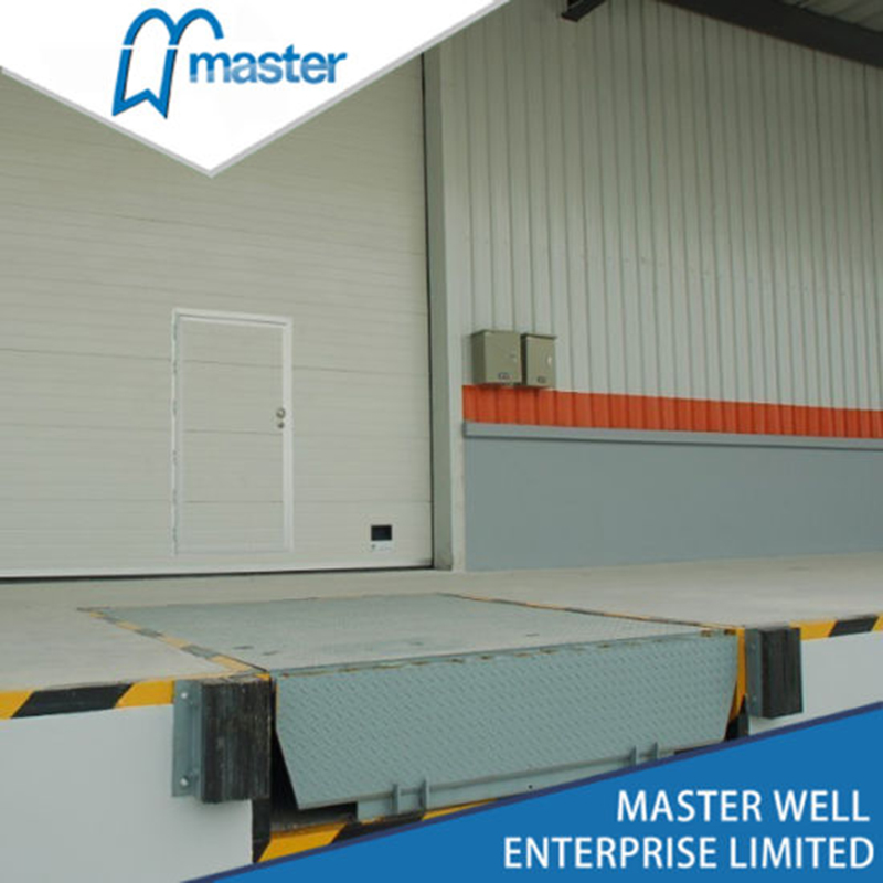 Adjustable Lifting Warehouse Loading Dock Leveller