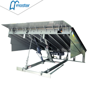 Customized Sizes Electric Typical Warehouse Loading Dock Leveller