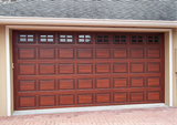 What's the difference between commercial and residential garage door?