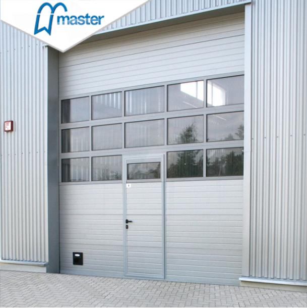 How to choose a suitable commercial garage doors?