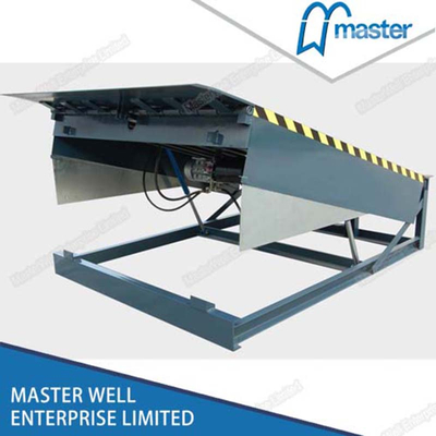 8T Hydraulic Typical Vehicle Restraint Loading Dock Leveler