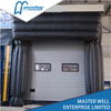 Mechanical Pvc Cushion Rigid Dock Shelter